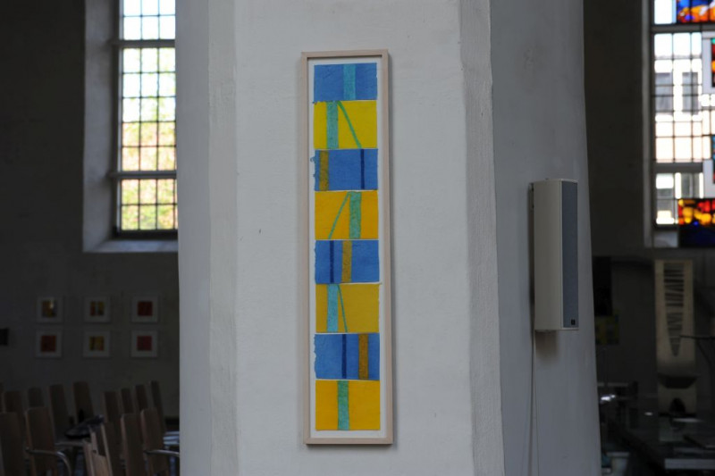 photo - Kunst in de grote kerk